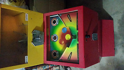 gumball machine with game