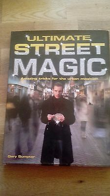 Ultimate Street Magic book by Gary Sumpter