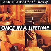 Talking Heads -Once In A Lifetime: The Best O New CD