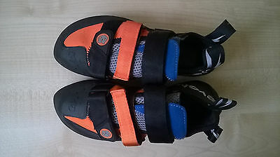 Evolv Shaman Rock Climbing shoes size 7.5 - New and Unused