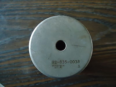 "New Part# 92-835-0038A "" Dmp "" Size: 4"" Long By 2 1/2"" Diameter."