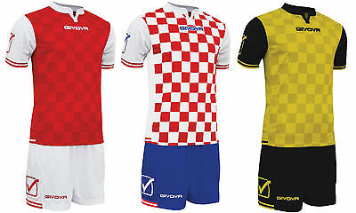 Completo Calcio Givova Kit Competition