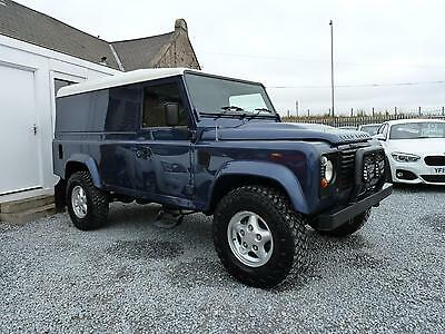 2008 (08) Land Rover Defender 110 County 2.4 Tdci