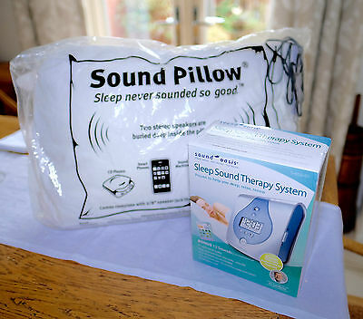 Sound Oasis Sleep Sound Therapy System