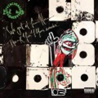 A Tribe Called Quest We Got It From Here... Thank You 4 Your Service 2LP