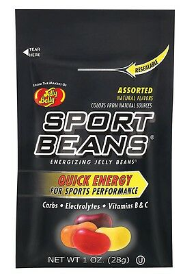 Energy Sport Beans - Jelly Belly Extreme Sports Bean - Beans Assorted Running