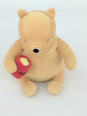Winnie the Pooh Teddy Bear Disney Classic Soft toy plush Cuddly Toy Mothercare