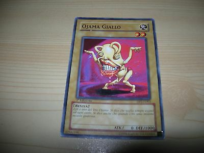 Carta Yu-Gi-Oh-Brand Duelist Pack Chazz Princeton-Dp2-It003-Ojama Giallo-1Ed!