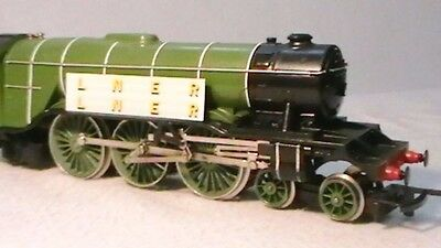 Triang Hornby Lima Ect Lner Letters X2 Transfers Decal Yellow Gold / Red Spares.