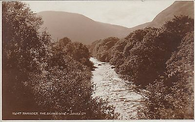 The Silver River Wye, RHAYADER, Radnorshire RP
