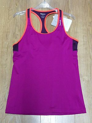 Reebok Fitness Top Size 12-14 (Medium) New With Tags