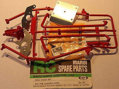 #101 Roll Cage set for the Samurai Vintage