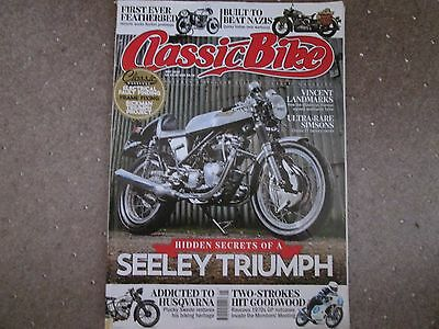 Classic bike mag May 2016 issue 436