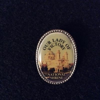 Our Lady of Victory National Shrine Pin