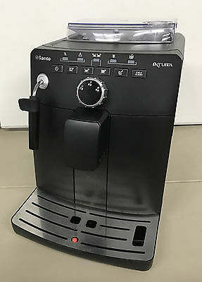Saeco Intuita Super-Automatic Espresso Machine HD8750 - Black