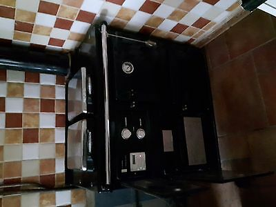 Used Gas Rayburn 480g Heating and Cooker