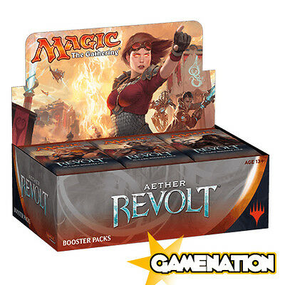 Magic the Gathering: Aether Revolt Booster Box (includes 36 Booster Packs)