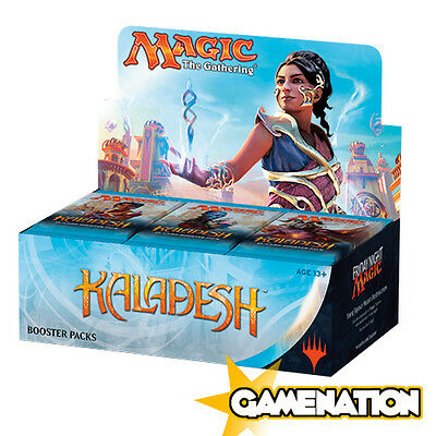 Magic the Gathering: Kaladesh Booster Box (includes 36 Booster Packs)
