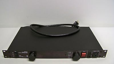 ETA Systems PD11LP 11 Outlet Power Conditioner/Distributor (5C)