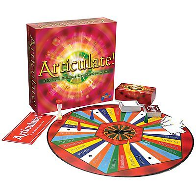 Articulate The Fast Talking Description Board Game ** BRAND NEW SEALED **