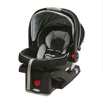 Graco SnugRide Click Connect 35 Infant Car Seat - Gotham, Free Shipping - New