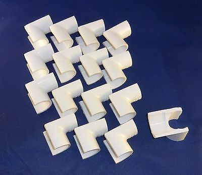 """16 Jump Cups for Dog Agility Equipment, 3/4"""", Instructions and Tips included"""