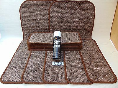 Stair pads / treads 15 off and 2 Big Mats with a FREE can of SPRAY GLUE  # 922-4