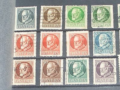 early Germany stamps (i do combine p&p) 6