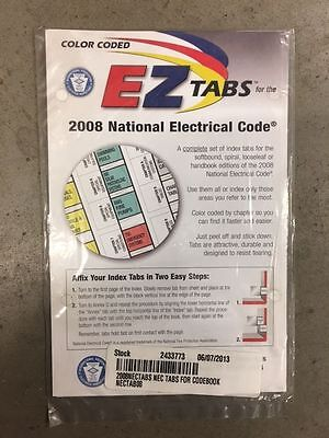 Ez Tabs For The 2008 National Electrical Code