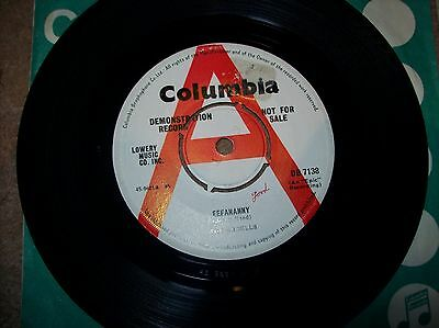 the ardells - eefananny - lonely valley...columbia demo 45
