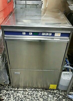 Electrolux Stainless Steel Commercial Undercounter Dishwasher