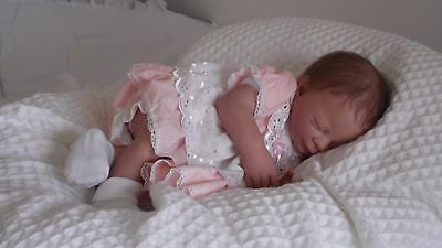 Seventh Heaven Reborn Baby Girl Doll Cameo 224/250 Limited Edition