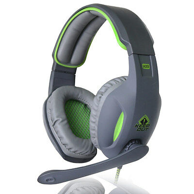 Auriculares Gaming KEEP OUT HX9 7.1 con Micro