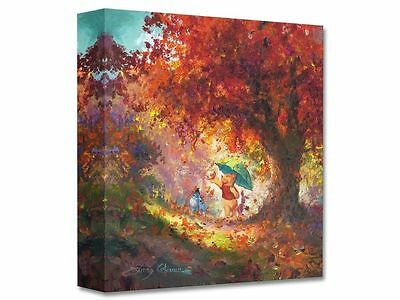 """Disney """"Autumn Leaves Gently Falling"""" by James Coleman"""