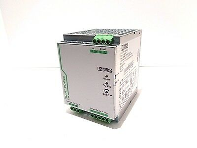 Phoenix Contact QUINT-PS/1AC/24DC/20 Power Supply MPN: 2866776