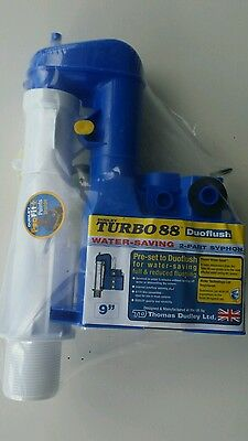 """Dudley turbo 88.  9"""" syphon"""