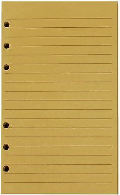 Horizons Lined Refill Paper  For Refillable Journals Notebooks & Diaries