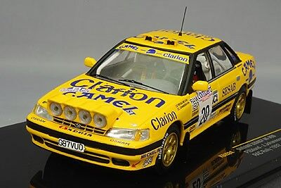 IXO 1/43 SUBARU LEGACY RS RAC Rally 1992 #20 KBI024 from Japan Best Buy Gift New