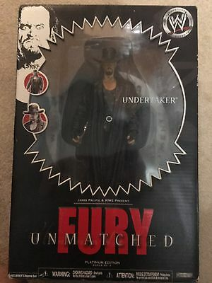 Wwe Unmatched Fury Undertaker