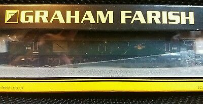Graham Farish n gauge class 40 in br livery with late crest 371-178A