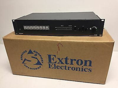 Extron IN1608 MA 8-Input HDCP Scaling Presentation Switcher w/ Power Amplifier &