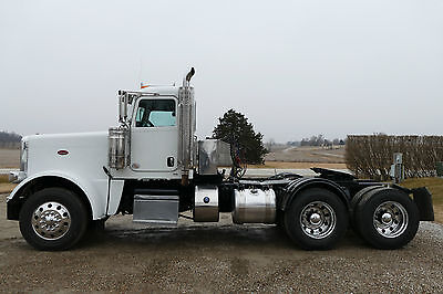 2013 Peterbilt 388 Day Cab Wet Kit 212k Miles