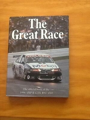The great race book 1996 Craig Lowndes first win