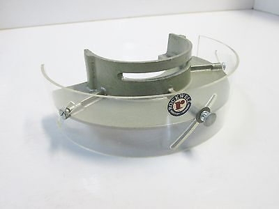 Vintage Rockwell/Delta Radial Arm Saw, Molding/Shaping Cutter Head Guard. 34-942