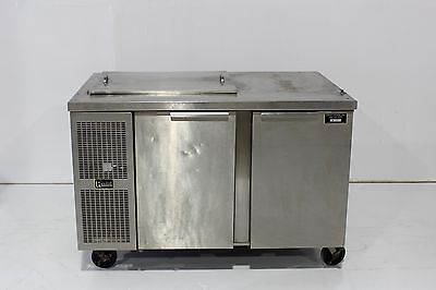 Randell 2 Door Refrigerated Pizza Sandwich Prep Table 9030k-7m Tested & Works