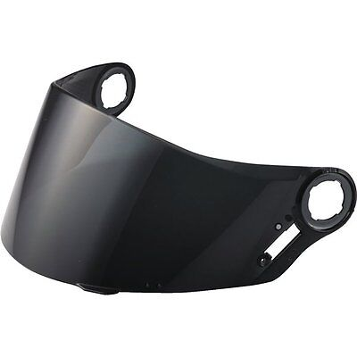 Dark Smoke LS2 CR1/FF385/FF387/FF392/FF396/FT2/FT3 Replacement Helmet Faceshield