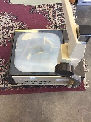 Vintage 3M Overhead Projector Model 213 Works Great