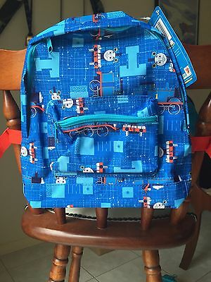 Thomas the Tank Engine Toddler Backpack NEW