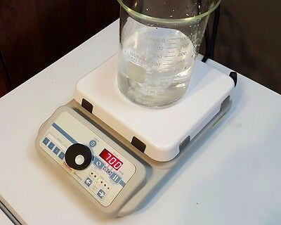 "Thermo Scientific Digital Magnetic Stirrer 7"" x 7"" 120V S133325 Stirring"