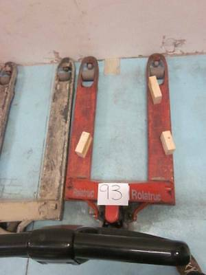 BT Rolatruc Hydraulic Pallet Truck in full working condition
